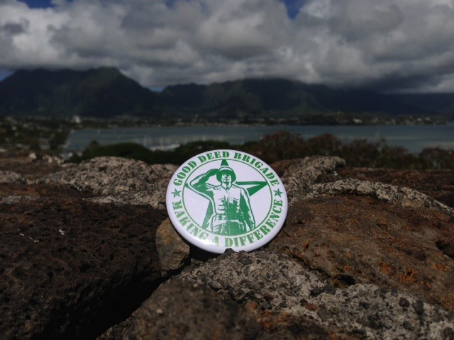Good Deed Brigade Scenic View - Kaneohe Bay - O'ahu, Hawaii