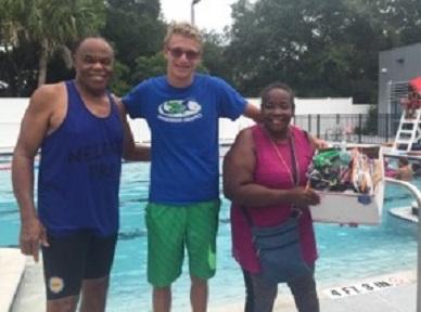 Teaching Kids and Adults to Swim – David Gapinski